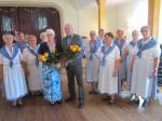 Herma und Wilfried Knoblauch feiern Goldene Hochzeit